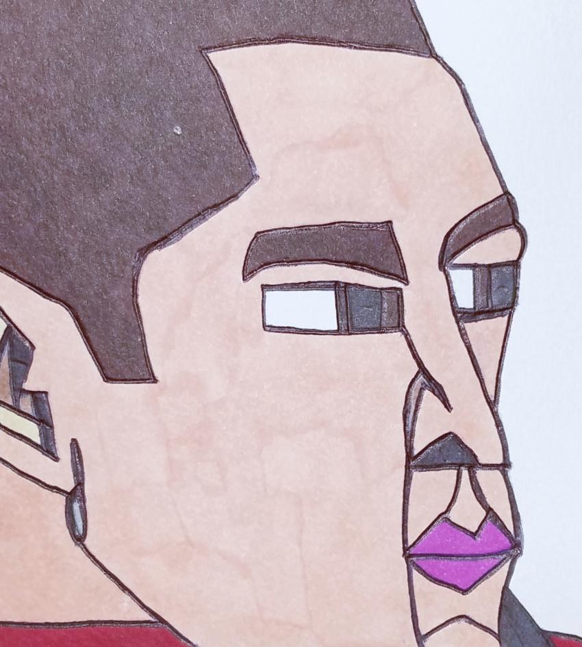 Jason David Frank par armattock